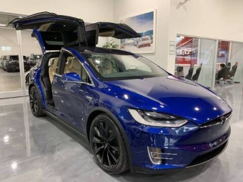 2016 Tesla Model X for sale at Godspeed Motors in Charlotte NC