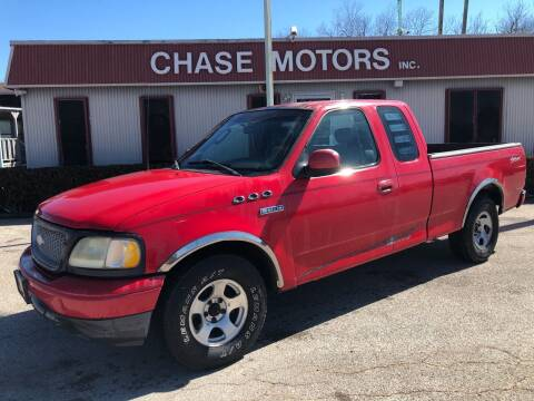 2002 Ford F-150 for sale at Chase Motors Inc in Stafford TX