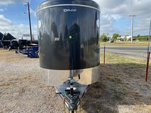 2021 DELCO  - Stock Trailer 16 X 6 X 6.6  for sale at LJD Sales in Lampasas TX