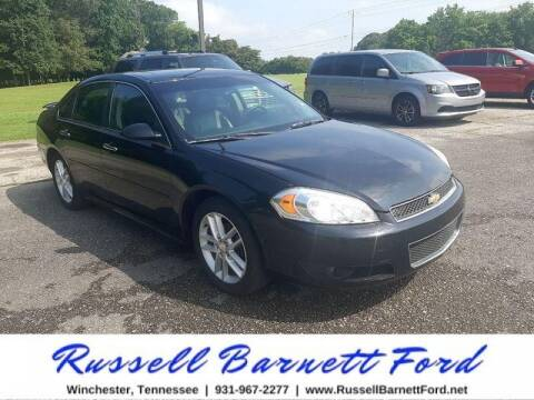 2014 Chevrolet Impala Limited for sale at Oskar  Sells Cars in Winchester TN