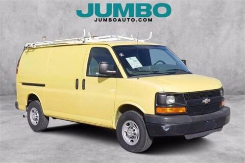2011 Chevrolet Express Cargo for sale at JumboAutoGroup.com in Hollywood FL