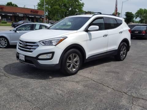 2014 Hyundai Santa Fe Sport for sale at AUTOSAVIN in Elmhurst IL