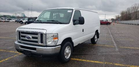2013 Ford E-Series Cargo for sale at Fleet Automotive LLC in Maplewood MN