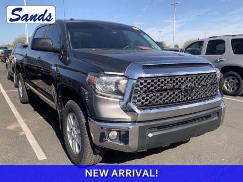 2018 Toyota Tundra for sale at Sands Chevrolet in Surprise AZ