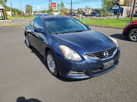 2010 Nissan Altima for sale at BETTER BUYS AUTO INC in East Windsor CT