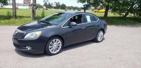 2014 Buick Verano for sale at Elite Auto Sales in Herrin IL