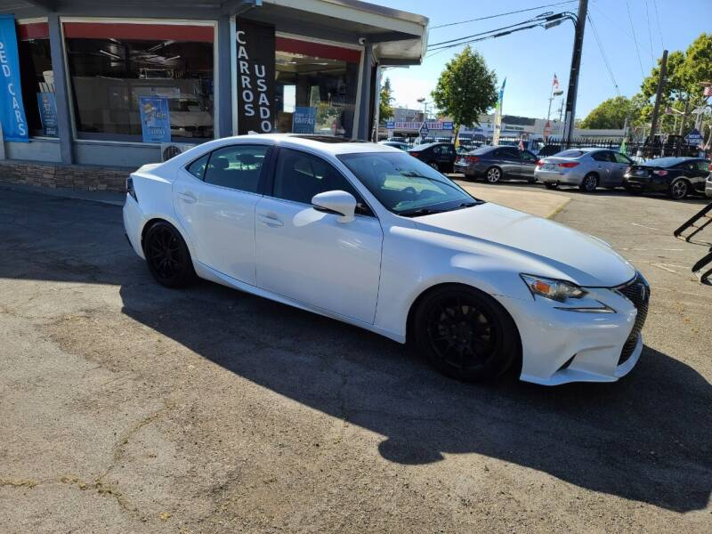 2014 Lexus IS 250 for sale at Imports Auto Sales & Service in San Leandro CA