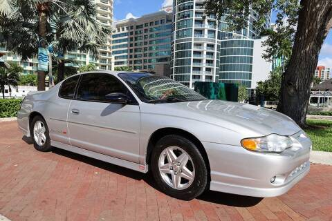 2003 Chevrolet Monte Carlo for sale at Choice Auto in Fort Lauderdale FL