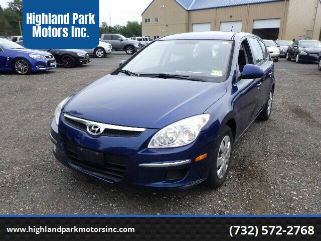 2012 Hyundai Elantra Touring for sale at Highland Park Motors Inc. in Highland Park NJ