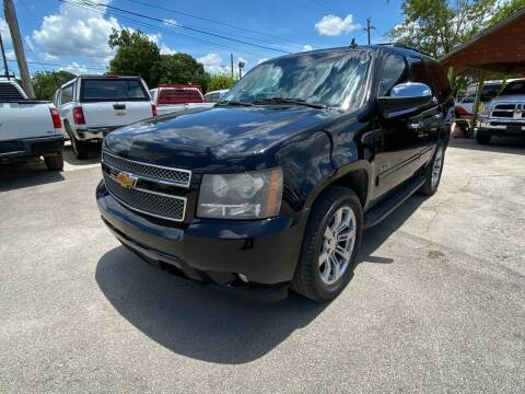 2012 Chevrolet Tahoe for sale at RODRIGUEZ MOTORS CO. in Houston TX