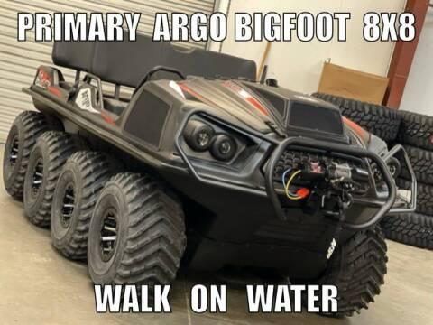 2021 Argo Amphibious Aurora 950 Bigfoot for sale at Primary Auto Group in Dawsonville GA