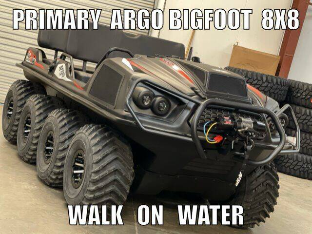2021 Argo Amphibious Aurora 950 Bigfoot for sale at Primary Auto Group in Dawsonville GA