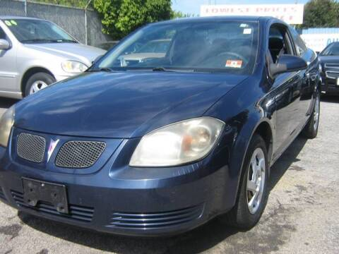 2008 Pontiac G5 for sale at JERRY'S AUTO SALES in Staten Island NY