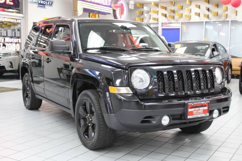 2015 Jeep Patriot for sale at Windy City Motors in Chicago IL