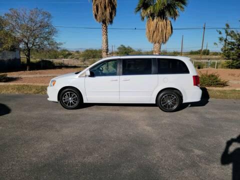 2016 Dodge Grand Caravan for sale at Ryan Richardson Motor Company in Alamogordo NM