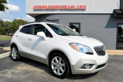 2015 Buick Encore for sale at Heritage Automotive Sales in Columbus in Columbus IN