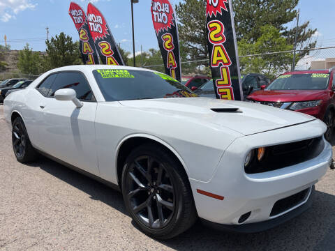 2019 Dodge Challenger for sale at Duke City Auto LLC in Gallup NM