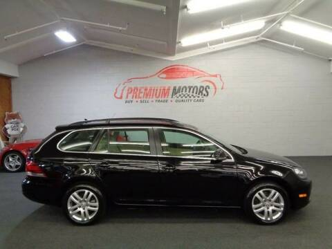 2011 Volkswagen Jetta for sale at Premium Motors in Villa Park IL