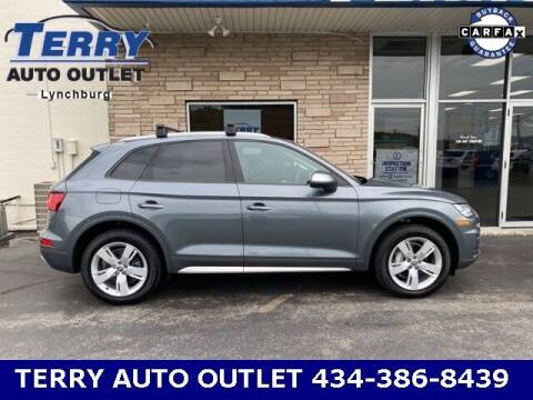 2018 Audi Q5 for sale at Terry Auto Outlet in Lynchburg VA