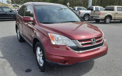 2010 Honda CR-V for sale at Mathews Used Cars, Inc. in Crawford GA