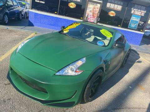 2012 Nissan 370Z for sale at Cow Boys Auto Sales LLC in Garland TX