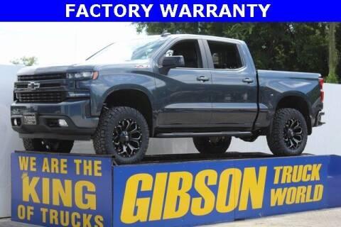2020 Chevrolet Silverado 1500 for sale at Gibson Truck World in Sanford FL