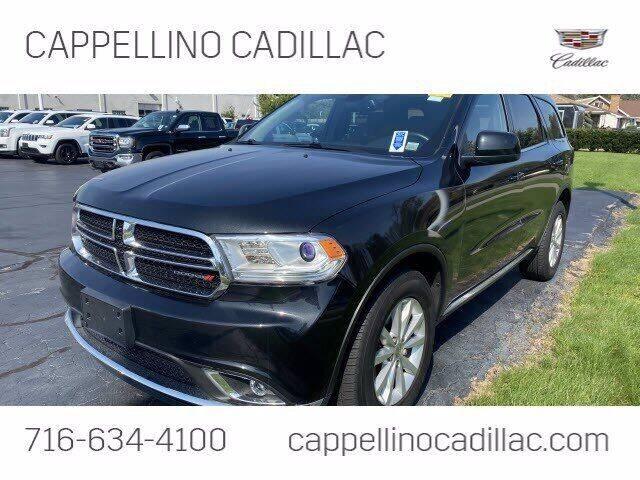 2015 Dodge Durango for sale at Cappellino Cadillac in Williamsville NY