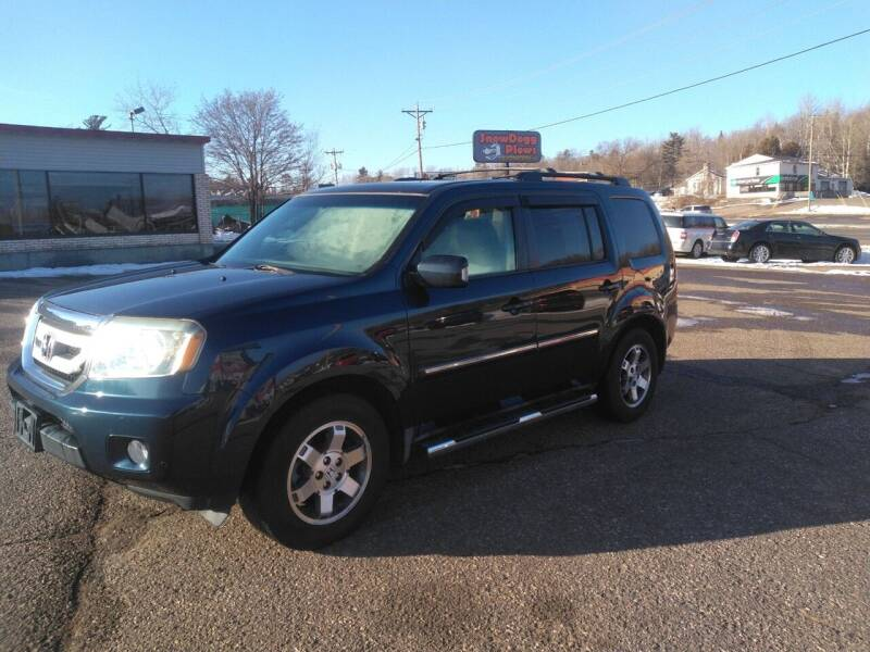 2009 Honda Pilot for sale at Pepp Motors in Marquette MI