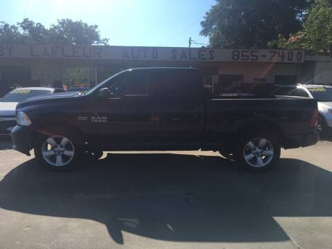 2013 RAM Ram Pickup 1500 for sale at Bobby Lafleur Auto Sales in Lake Charles LA