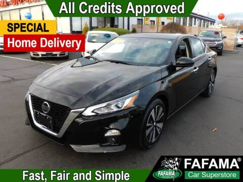 2019 Nissan Altima for sale at FAFAMA AUTO SALES Inc in Milford MA