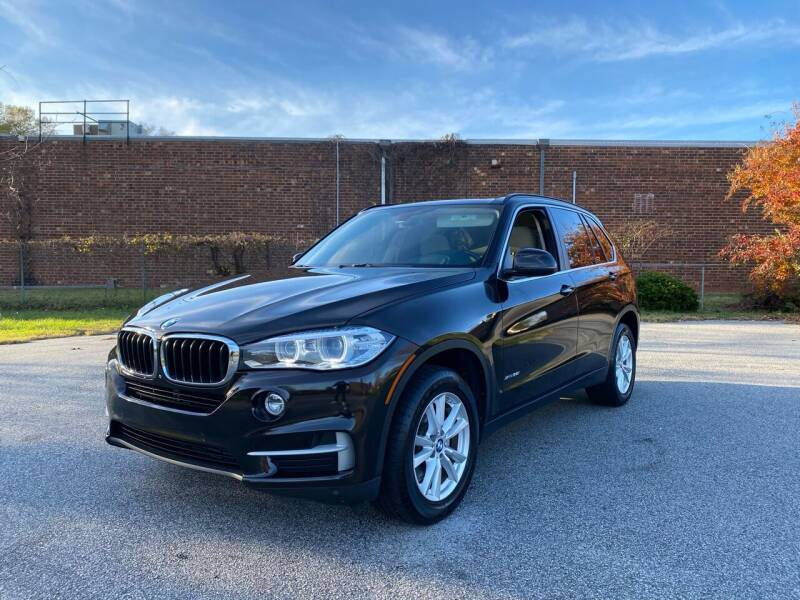 2015 BMW X5 for sale at RoadLink Auto Sales in Greensboro NC
