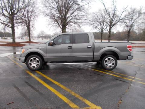 2013 Ford F-150 for sale at A & P Automotive in Montgomery AL