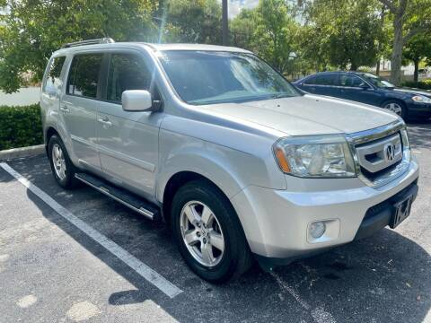 2011 Honda Pilot for sale at Car Net Auto Sales in Plantation FL