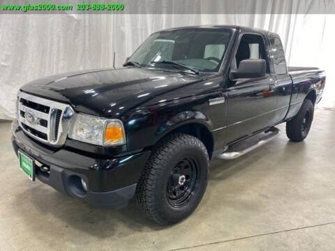 2011 Ford Ranger for sale at Green Light Auto Sales LLC in Bethany CT