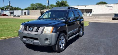 2005 Nissan Xterra for sale at Image Auto Sales in Dallas TX