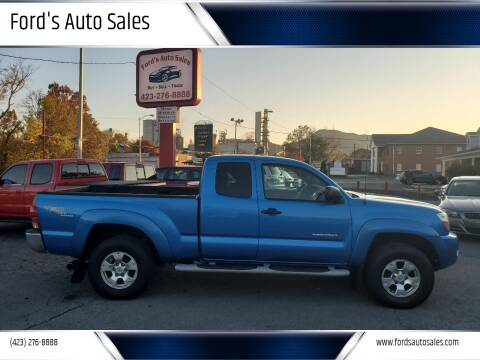 2005 Toyota Tacoma for sale at Ford's Auto Sales in Kingsport TN