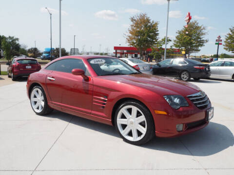 2004 Chrysler Crossfire for sale at SIMOTES MOTORS in Minooka IL