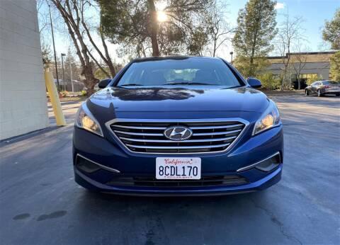 2016 Hyundai Sonata for sale at TOP QUALITY AUTO in Rancho Cordova CA