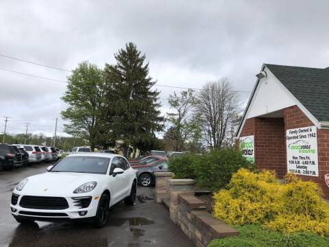 2016 Porsche Macan for sale at Direct Sales & Leasing in Youngstown OH