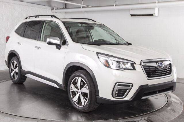 2020 Subaru Forester Touring