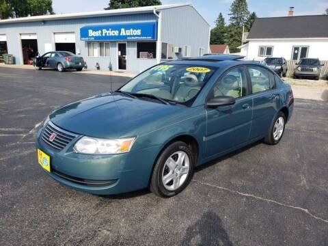 2007 Saturn Ion for sale at Best Price Autos in Two Rivers WI