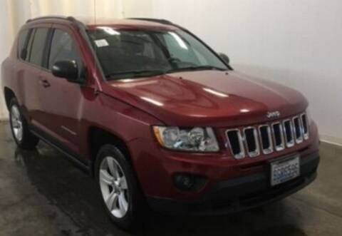 2012 Jeep Compass for sale at McMinnville Auto Sales LLC in Mcminnville OR