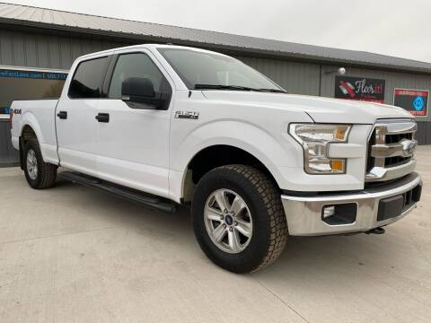 2016 Ford F-150 for sale at FAST LANE AUTOS in Spearfish SD