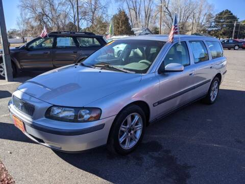 2004 Volvo V70 for sale at Progressive Auto Sales in Twin Falls ID