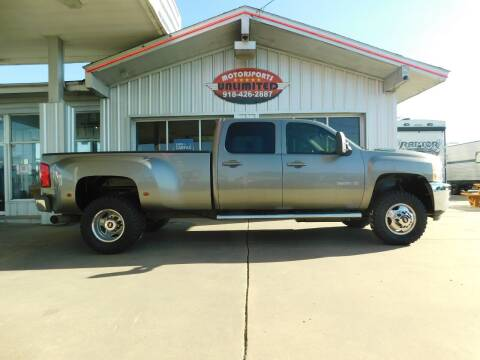 2012 Chevrolet Silverado 3500HD for sale at Motorsports Unlimited in McAlester OK