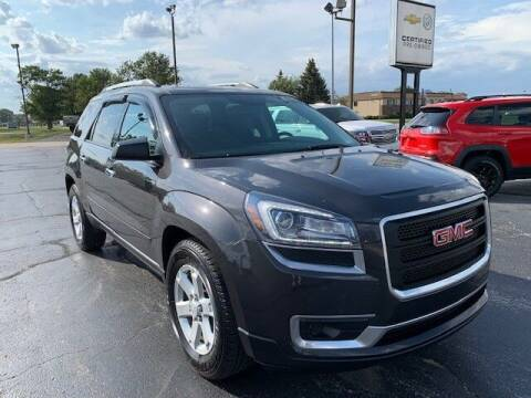 2015 GMC Acadia for sale at Dunn Chevrolet in Oregon OH