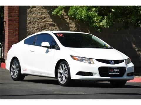 2012 Honda Civic for sale at A-1 Auto Wholesale in Sacramento CA