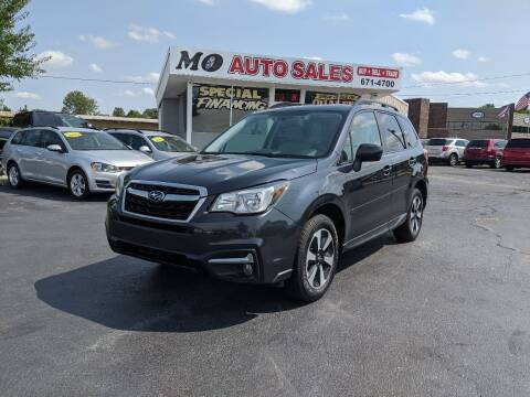 2017 Subaru Forester for sale at Mo Auto Sales in Fairfield OH
