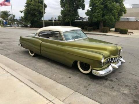 1951 Cadillac Series 62 for sale at Classic Car Deals in Cadillac MI