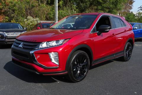 2020 Mitsubishi Eclipse Cross for sale at Griffin Mitsubishi in Monroe NC